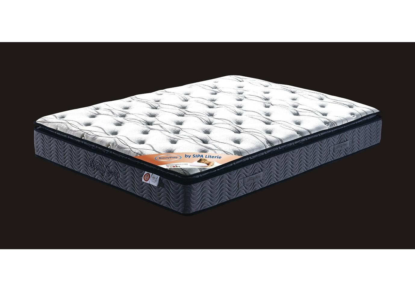 matelas ressorts beauty sleep 140 x 190 cm literie. Black Bedroom Furniture Sets. Home Design Ideas