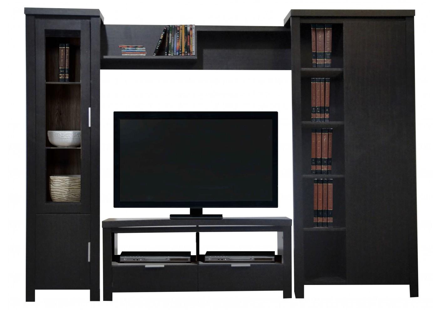 Mur Tv Luxe Petit Meuble Tv Design Home Cinema Integre