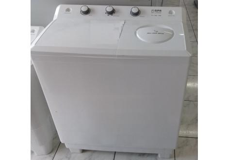 Lave linge à 2 cuves MAGIC POINT 15kg  TT-S150