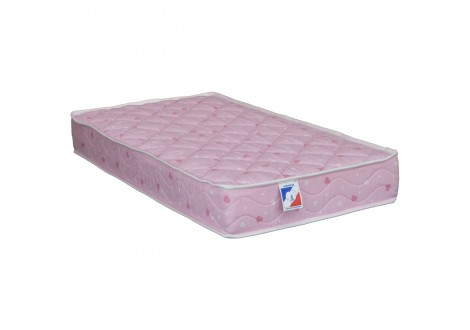 Matelas ressorts FIRST COLOR 90X190X15