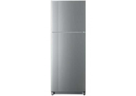Réfrigérateur congélateur MAGIC POINT 395 litres silver (MP 350)
