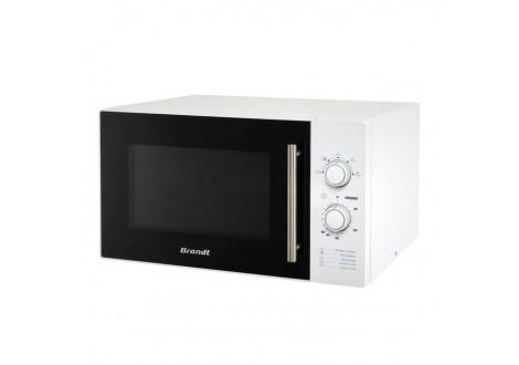 Four micro-ondes BRANDT 26 litres blanc