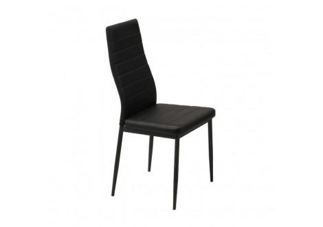 Chaise CHELSEA noir