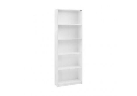 Bibliothèque 5 Niveaux Blanc
