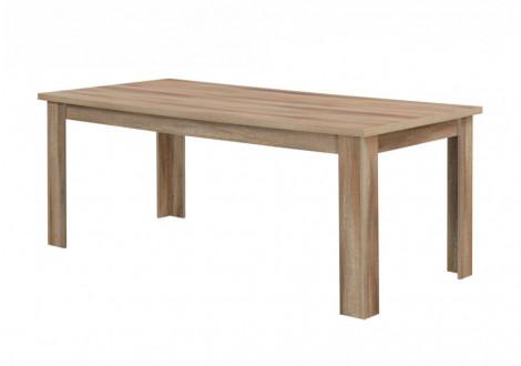 Table salle à manger FRED décor frêne alisé