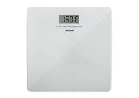 Pèse personne TRISTAR blanc