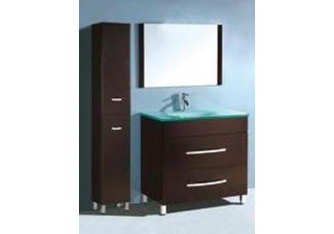 La salle de bain complète OSAKA wengé