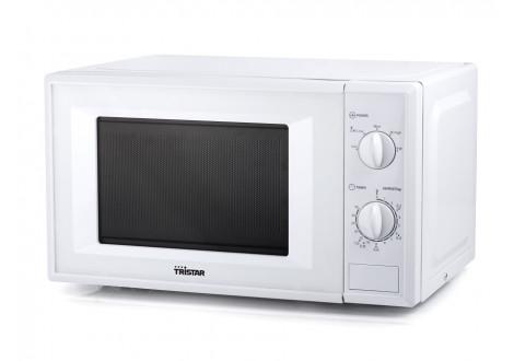 Four micro-ondes TRISTAR 20L blanc