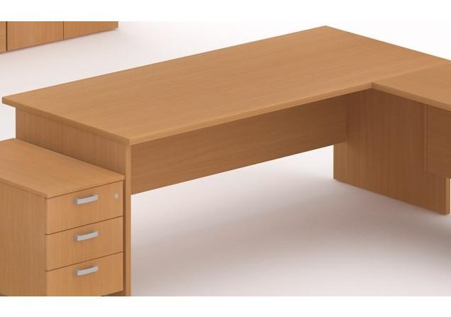 Chaise et un bureau en hêtre pour l école maternelle et idfdesign