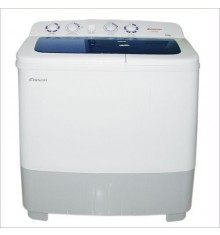 Lave linge plastique MAGIC POINT 8kg / A blanc/bleu