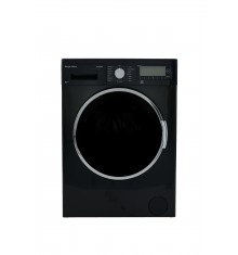 "Lave linge MAGIC POINT PLUS ""Black Line"" 10kg / 1200 T / A+++ noir"