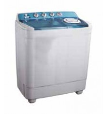 Lave-linge plastique MAGIC POINT 7kg / A 'MP-60HTT7' blanc/bleu