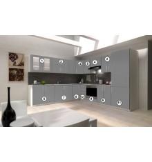 EMMA meuble N°10 - bas 40 4 tiroirs