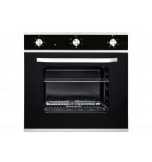 Four encastrable électrique BEST KITCHEN 56 L noir