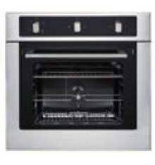 Four encastrable à gaz BEST KITCHEN 56 L noir