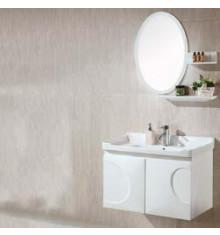 La salle de bain complète LUNA blanc