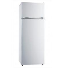 Réfrigérateur congélateur MAGIC POINT 212 litres MP-212RS blanc Reversible