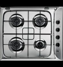 Plaque de cuisson INDESIT PIM 640 IX  4 Feux gaz Inox