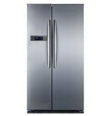 Réfrigérateur congélateur MAGIC POINT 595 litres silver line (571W)