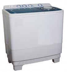 Lave linge plastique MAGIC POINT 15 kg blanc/bleu