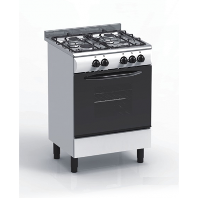 Cuisinière 4 feux gaz MAGIC POINT GM-S 60