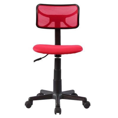 Chaise de bureau pour enfant ÉLITE rouge