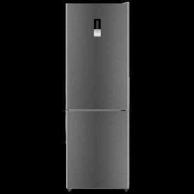 Réfrigérateur congélateur MAGIC POINT COMBI CB-375W - 275litres silver
