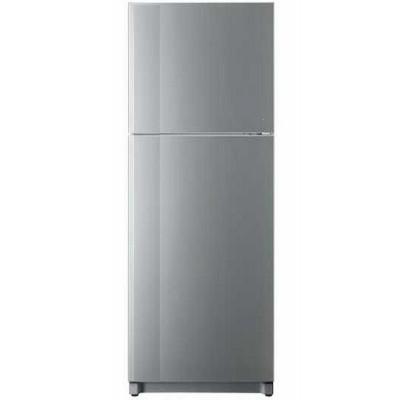Réfrigérateur congélateur MAGIC POINT 365 litres silver