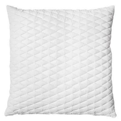 OREILLER  MEMO FLOCON 60x60cm - blanc