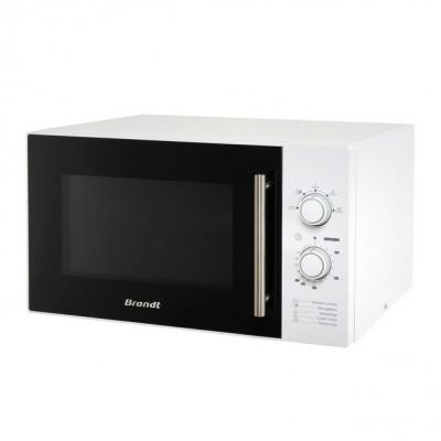 Four micro-ondes BRANDT 26 L blanc