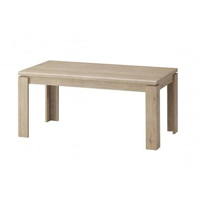 Table CALVI chêne clair relief