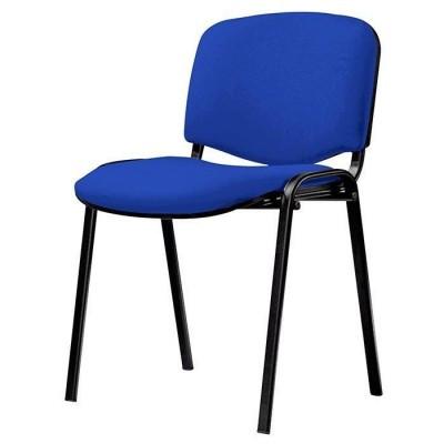Chaise visiteur PALERME Bleu