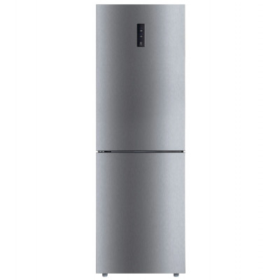 Réfrigérateur congélateur MAGIC POINT COMBI 340 litres silver (MP-318)