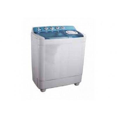 Lave linge plastique MAGIC POINT 7 kg blanc/bleu