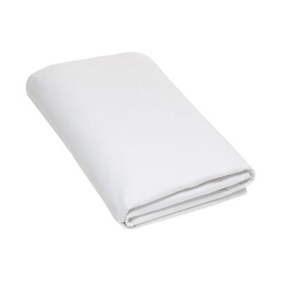 Drap plat 240x300 blanc