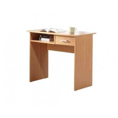 Bureau 1 tiroir LÉO hêtre