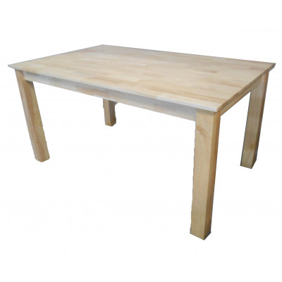 Table rectangulaire LIMA 180x100cm naturel