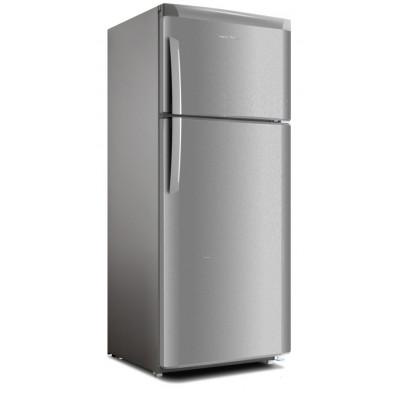 Réfrigérateur congélateur MAGIC POINT 470 litres acier inox (MP-500)