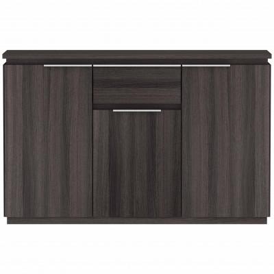 Buffet bas 2+1 portes/1 tiroir ORIGIN chêne vulcano
