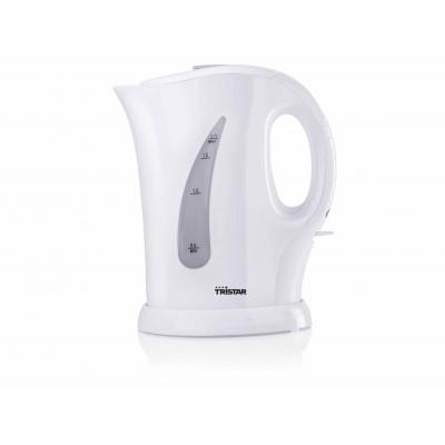 Bouilloire TRISTAR 1.7 litres blanc